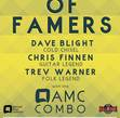 Tickets for AMC Hall of Famers - Dave Blight, Chris Finnen, Trev Warner
