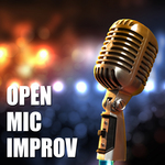 Tickets for Open Mic Improv