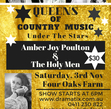 Tickets for QUEENS OF COUNTRY MUSIC - Under The Stars